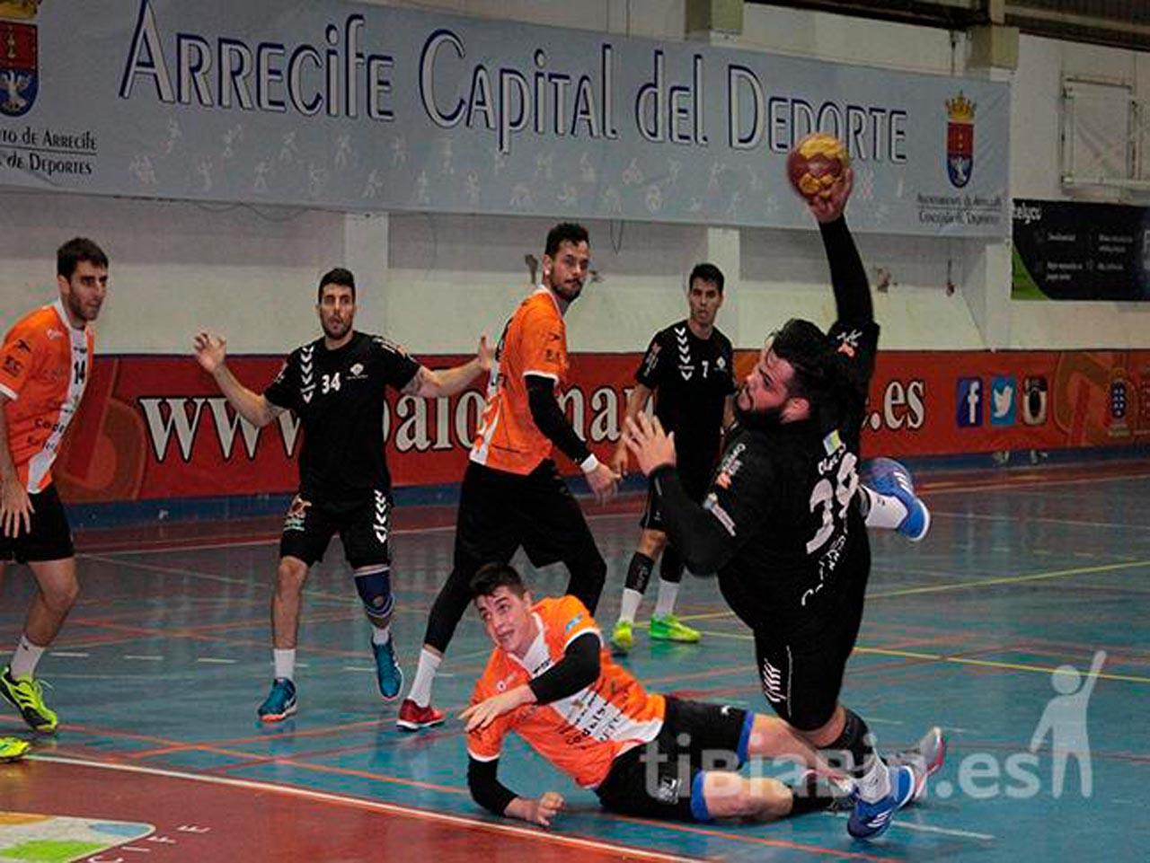Abultada derrota del Ca´Mario Lanzarote ante el Zumosol Ars Palma del Río