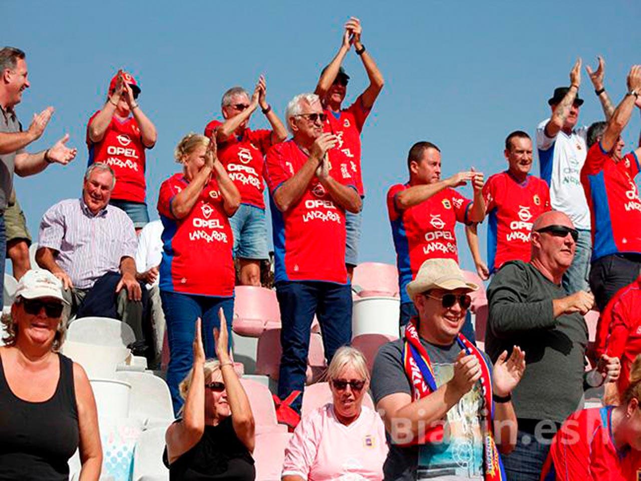 La UD Lanzarote organiza un viaje para el partido ante el Unión Puerto