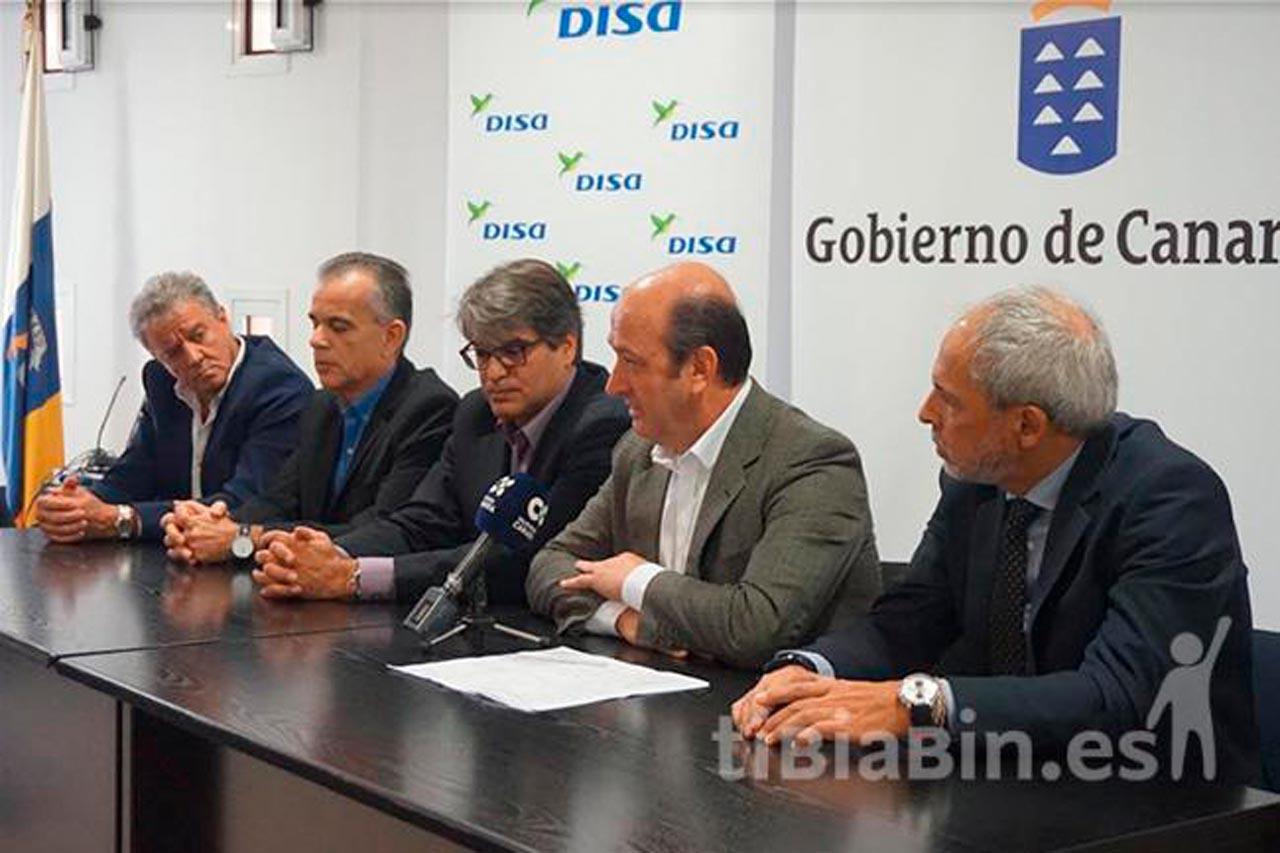 """""""Trofeo Disa Gobierno de Canarias"""""""