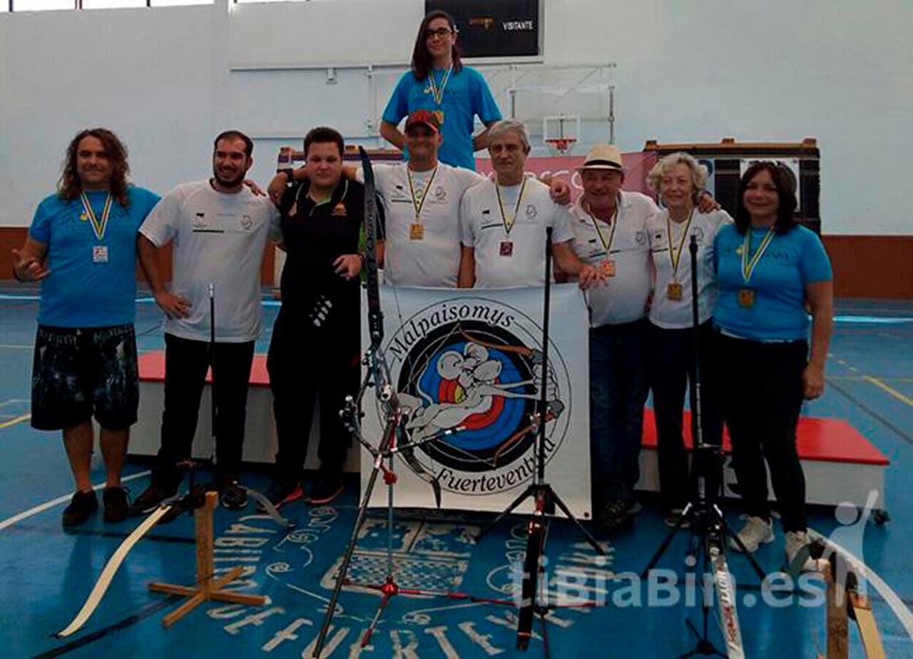 4 nuevos títulos de campeones de Canarias y 2 subcampeonatos