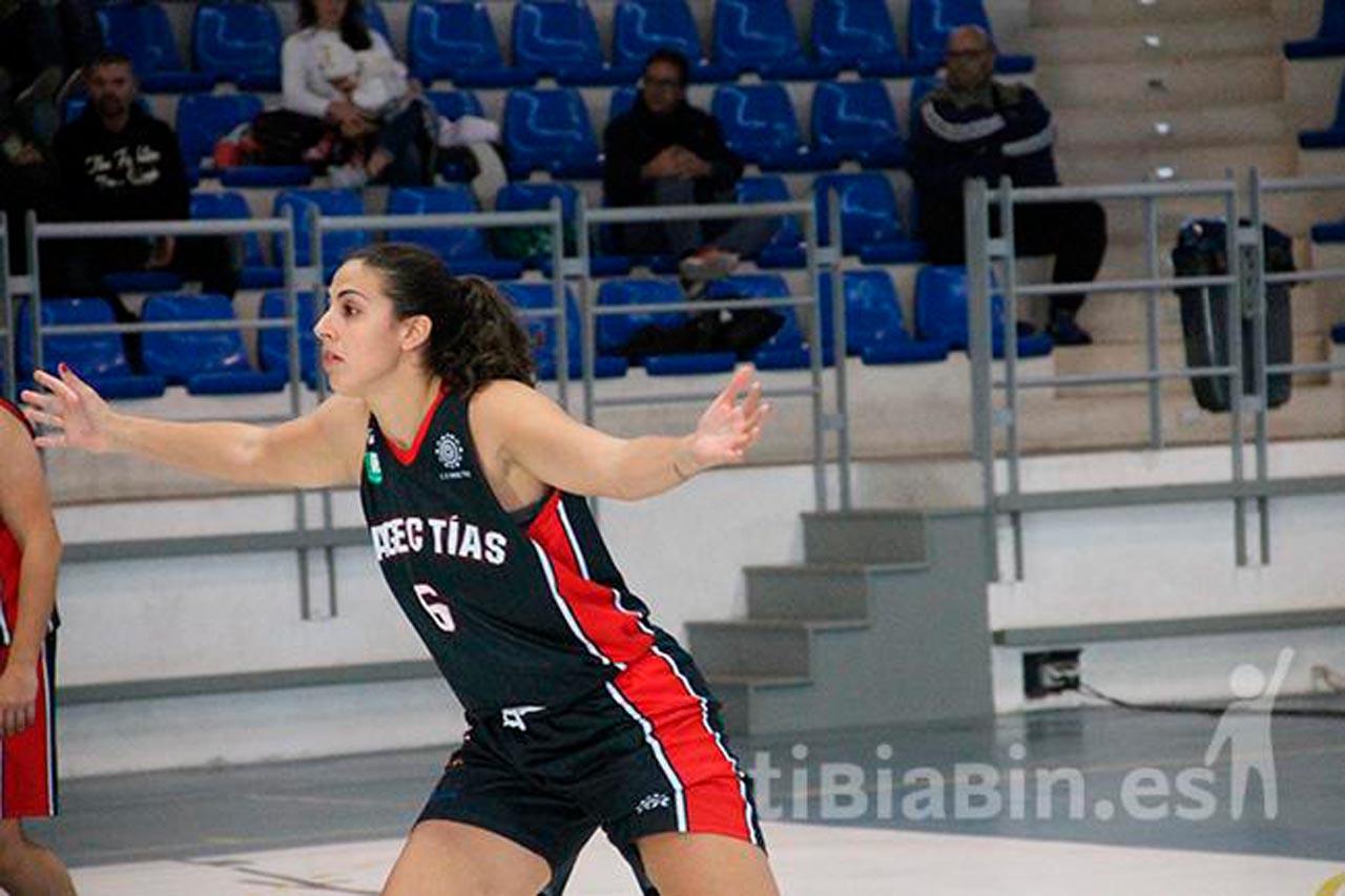 La pivot Yaiza García alcanza los 200 partidos en categoría nacional