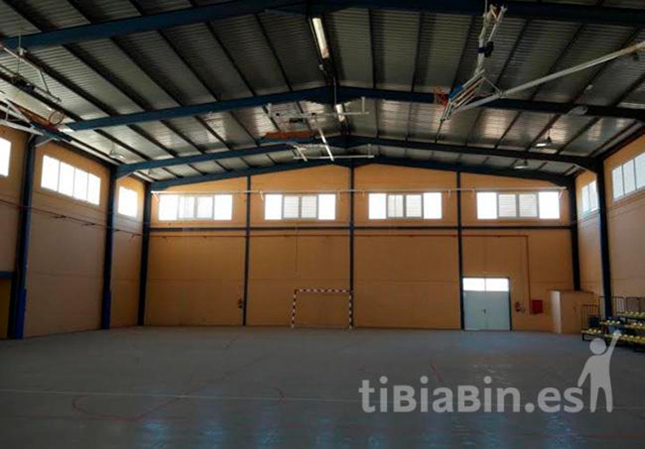 Salen a licitación las obras de reforma y ampliación del Polideportivo de Municipal de Pájara por más de 380.000€.
