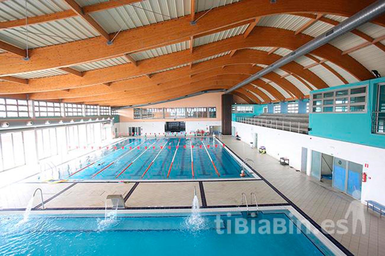 Comienzan las obras en la piscina municipal