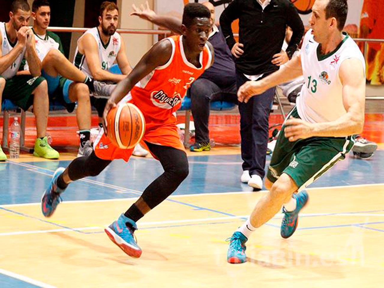 Elvis Pereira, el futuro del baloncesto ya está aquí