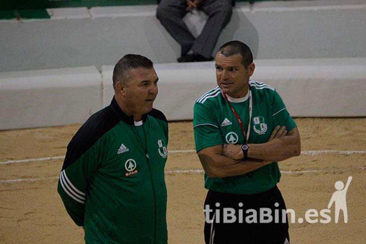 Juan Carlos Matoso será el árbitro de la gran final