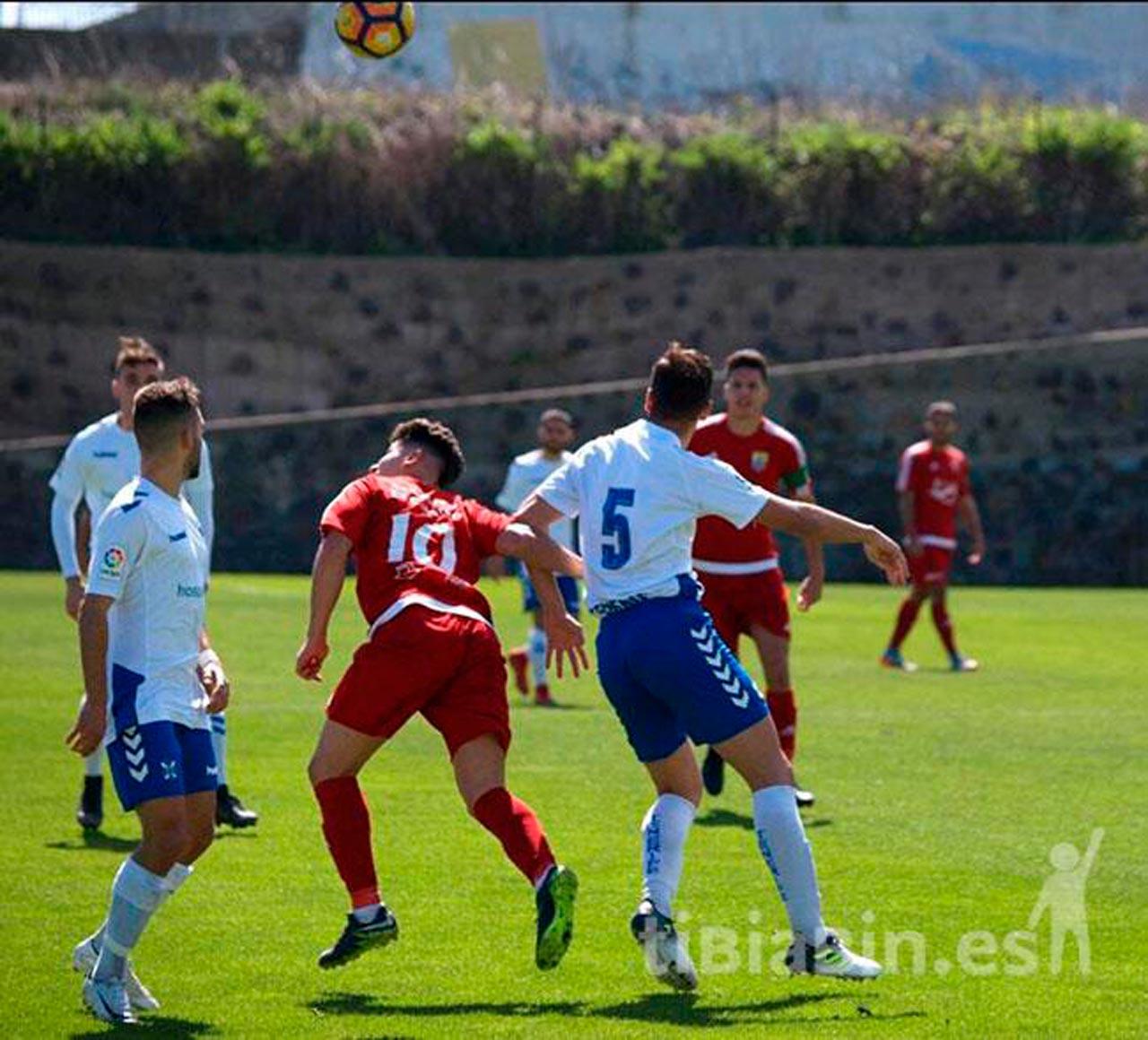 El Sotavento amarga la lucha por el título del Tenerife