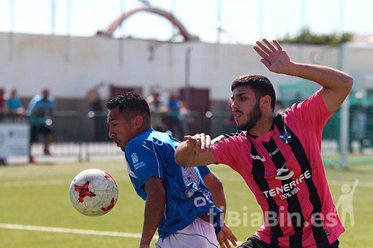 Justo empate entre Unión Puerto y Tenerife B
