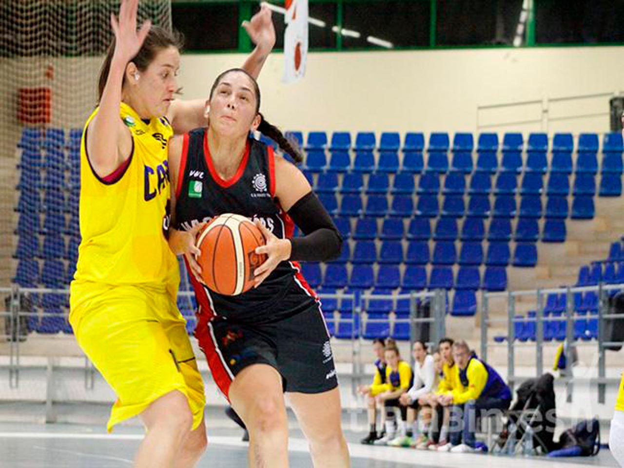 La argentina Ornella Santana la MVP de la jornada en la Liga Femenina 2