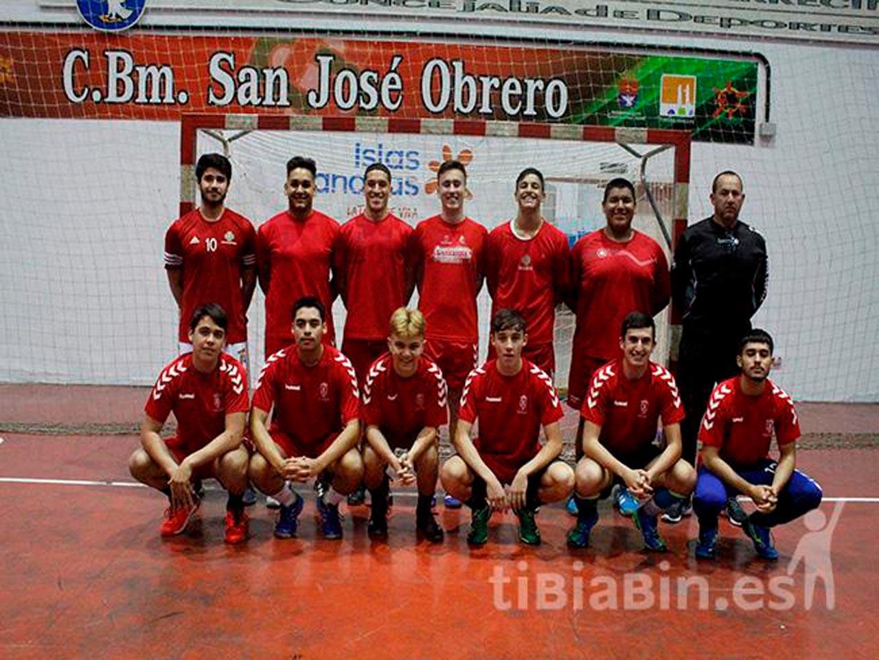Nota de Prensa CB San José Obrero. Cto Canarias Juvenil. CB Realejos