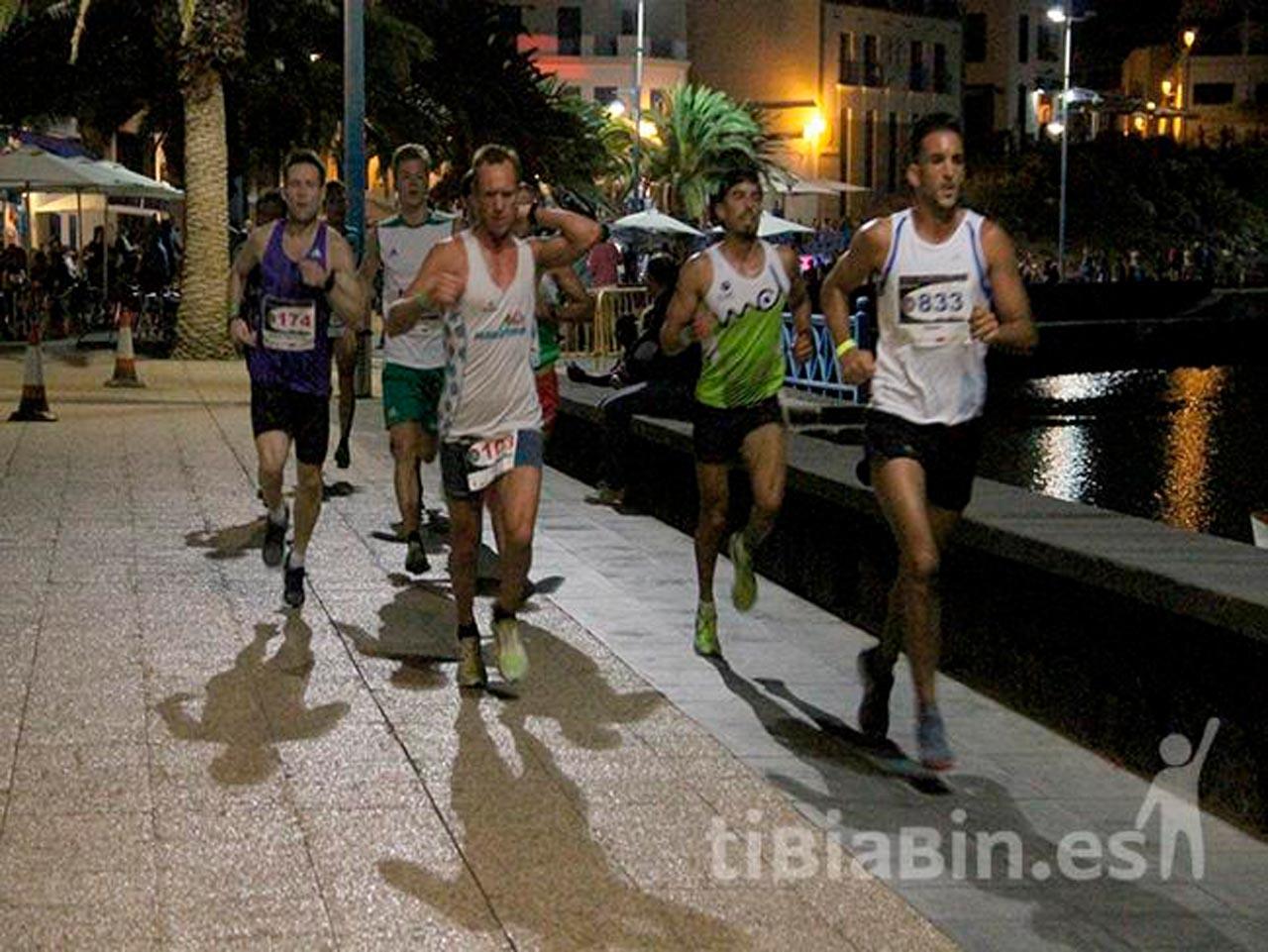 """Nota de Prensa VI Dico Night Urban Race """"Ciudad de Arrecife""""."""