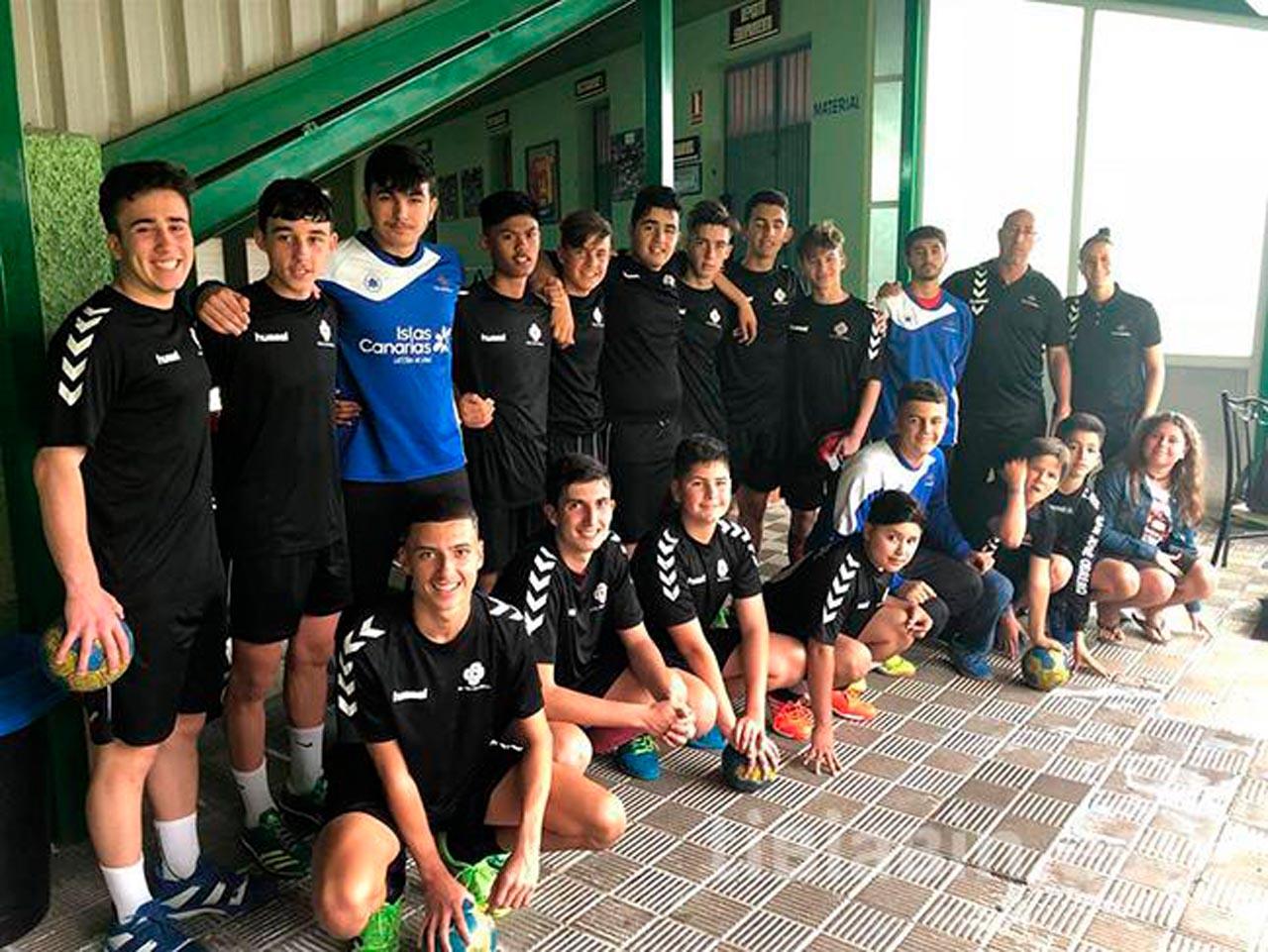 Los cadetes del San José Obrero disputarán la final del Campeonato de Canarias