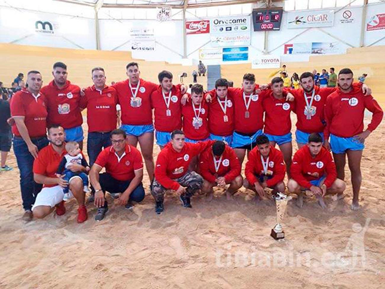 El C.L Saladar de Jandía consigue el título de Subcampeón de Canarias Juvenil