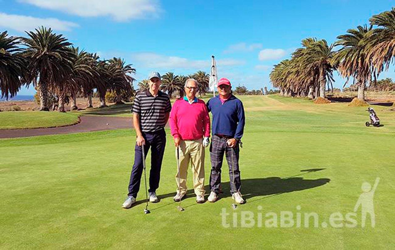 Costa Teguise Golf decide sus participantes para el Torneo Interclubes