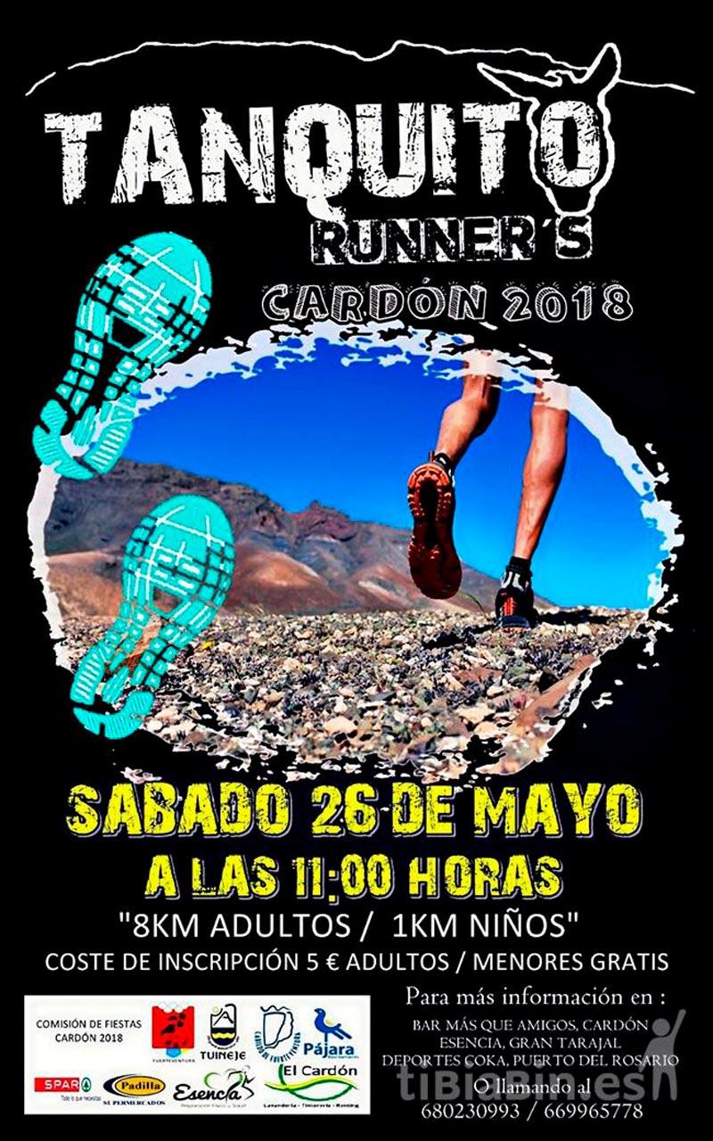 Cartel Tanquito Runner's