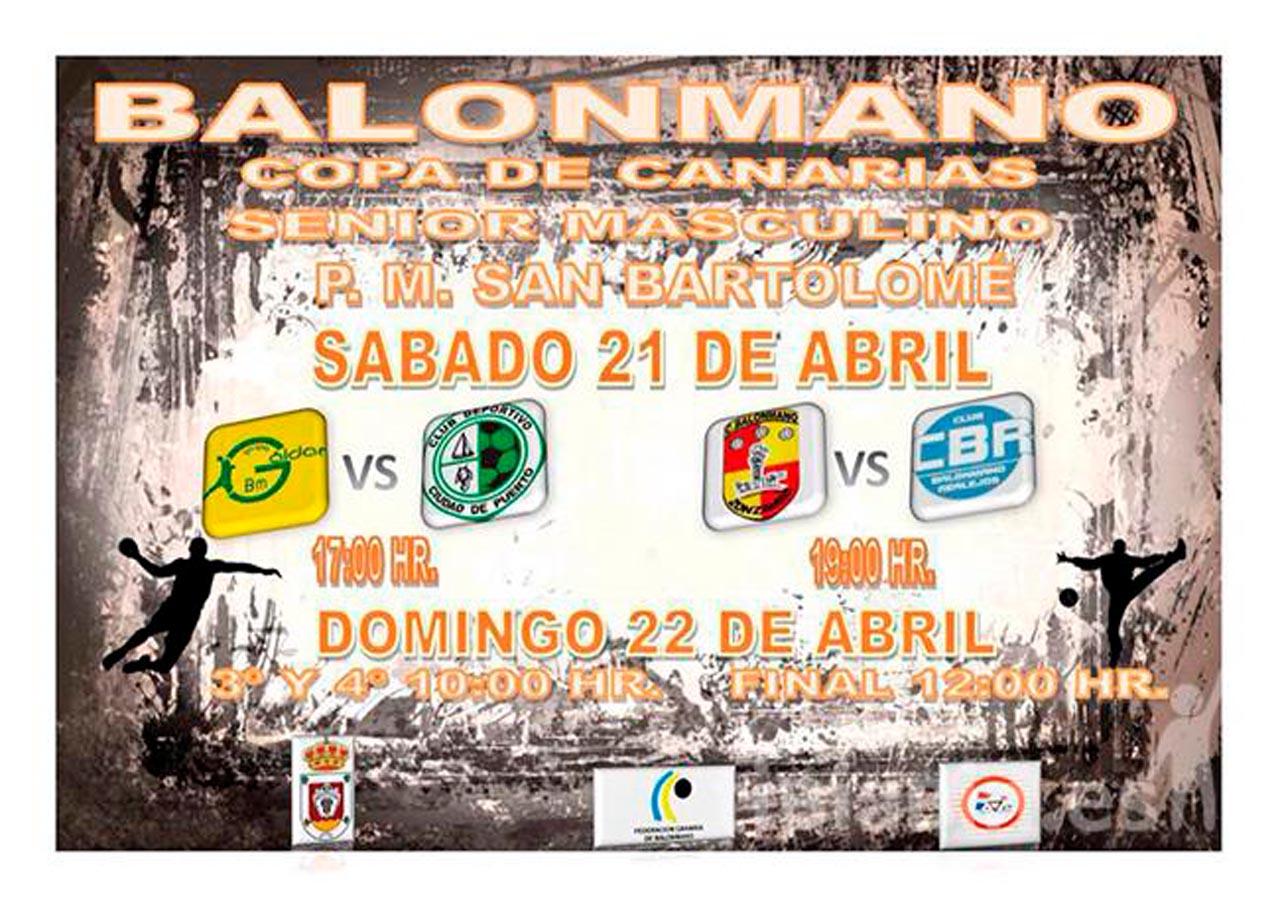 El CB Zonzamas acoge la disputa de la Copa de Canarias Sénior Masculino