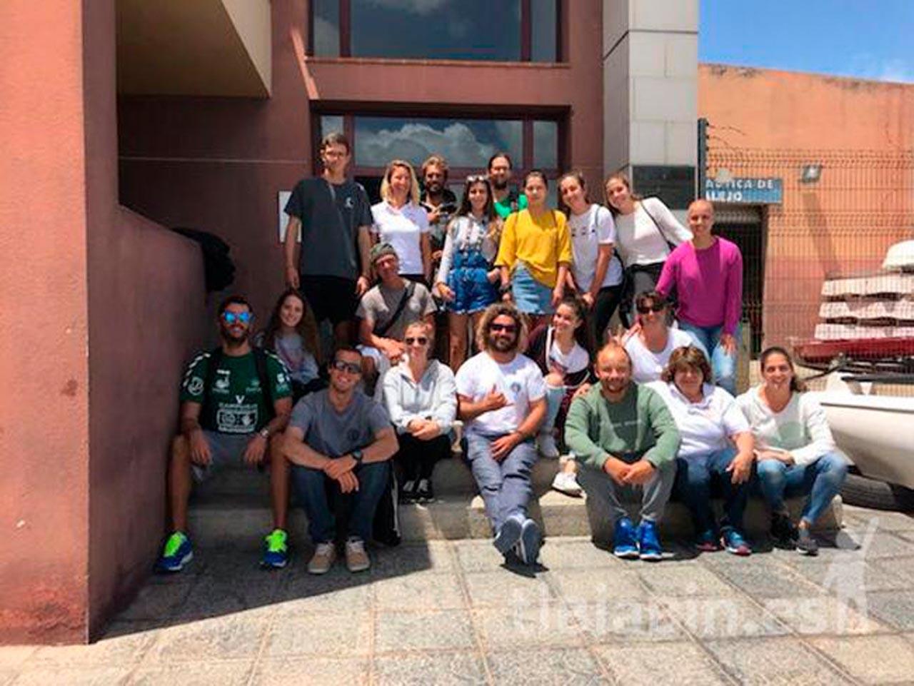 El Ayuntamiento de La Oliva forma a monitores deportivos y socioculturales en atención a la discapacidad y diversidad funcional