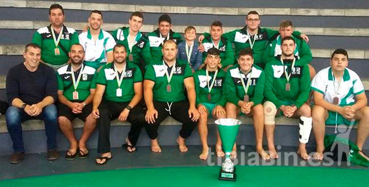 El equipo cadete Club de Lucha Unión Antigua proclamado Campeón de Canarias 2018
