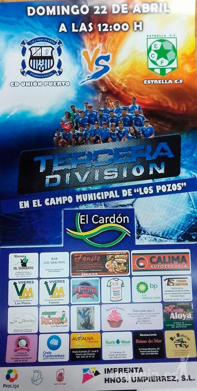 CD Unión Puerto – Estrella CF